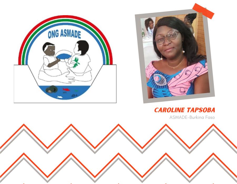 Caroline Tapsoba Asmade